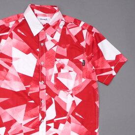 【Sサイズ】 Diamond Supply Co ダイヤモンドサプライ SIMPLICITY S S WOVEN SHIRT 半袖シャツ メンズ 9990042190332 【新品】 TOPS