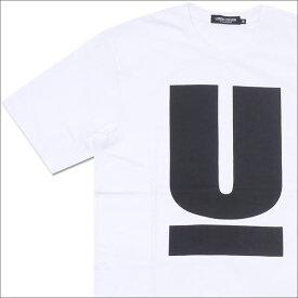 新品 アンダーカバー UNDERCOVER U TEE Tシャツ WHITE ホワイト 白 メンズ 半袖Tシャツ