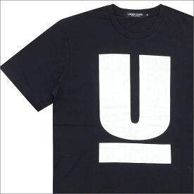 新品 アンダーカバー UNDERCOVER U TEE Tシャツ BLACK ブラック 黒 メンズ 半袖Tシャツ