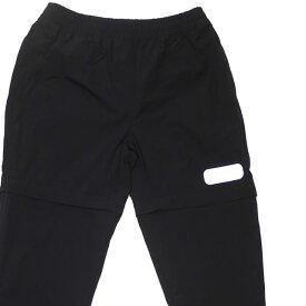 新古品/未使用 ア ベイシング エイプ A BATHING APE 2Way Track Pants トラック パンツ BLACK ブラック メンズ Mサイズ 149010470041 (パンツ)