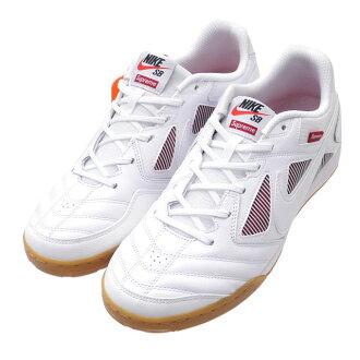 3499f6e7caa21 シュプリーム SUPREME x Nike NIKE SB GATO QS Gath WHITE WHITEGYM RED AR9821116  291002475280