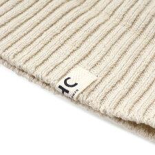 RHCRonHerman(ロンハーマン)CottonBeanie(ビーニー)BEIGE253-000459-016x【新品】