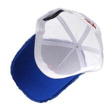 YOSHINORIKOTAKE(ヨシノリコタケ)xBEAMSGOLF(ビームスゴルフ)BLOGOMESHCAP(キャップ)BLUE251-001281-014x【新品】