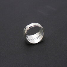 ダブルタップスWTAPSKNUCKLERINGMASASCULPリング指輪SILVERシルバー銀メンズ【新品】182SCSCDAC01266138016152