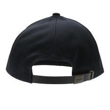 ダブルタップスWTAPSMILITIACAPキャップBLACKブラック黒メンズ【新品】182HCDTHT08265001104011