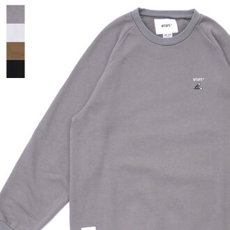 aec1e50c7 Double taps WTAPS CRACK 01 SWEATSHIRT sweat shirt men 182ATDT CSM10  209000538055 (W)TAPS