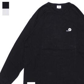 ダブルタップス WTAPS x フラグメントデザイン Fragment Design CAPTURE LONG SLEEVE TEE 長袖Tシャツ メンズ 【新品】 202001044040 (W)TAPS