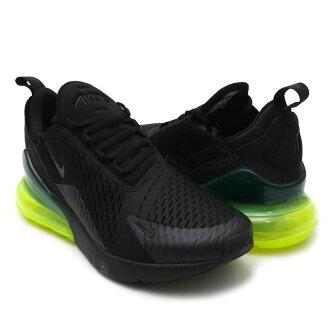the latest 7520d d0cd9 Nike NIKE AIR MAX 270 Air Max BLACK/BLACK-VOLT AH8050-011 191013132301