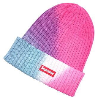シュプリーム SUPREME 19SS Overdyed Beanie beanie PINK TIE DYE pink tie-dyeing men  gap Dis 2019SS 253000488012