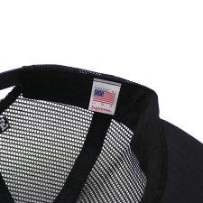 シュプリームSUPREME19SSBloodLustMeshBack5-PanelキャップBLACKブラック黒メンズ【新品】2019SS251001322011