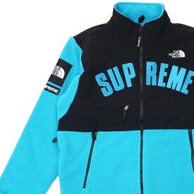 新品 シュプリーム SUPREME x ザ ノースフェイス THE NORTH FACE Arc Logo Denali Fleece Jacket デナリ フリース ジャケット TEAL 228000166145