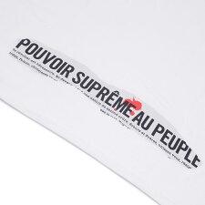 新品シュプリームSUPREME19SSHeadlineTeeTシャツWHITEホワイト白メンズ新作2019SS200008152240