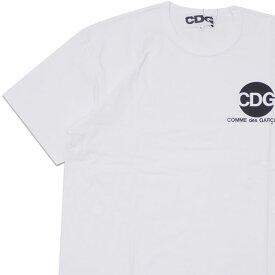 新品 コムデギャルソン CDG COMME des GARCONS CIRCLE TEE Tシャツ WHITE ホワイト 白 メンズ 新作 200008155060