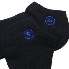 新品ザ・コンビニTHECONVENIフラグメントデザインFragmentDesignSNEAKERSOCKSソックス靴下BLACKブラック黒メンズ新作290004964011