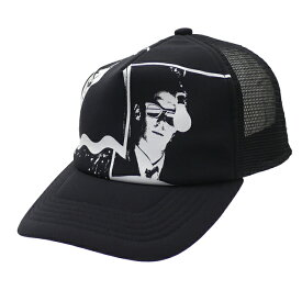 新品 アンダーカバー UNDERCOVER VLADS SOFT MESH CAP キャップ BLACK ブラック 黒 メンズ 新作 251001355011