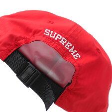 新品シュプリームSUPREME19SSOvalLabel6-Panel6パネルキャップREDレッド赤メンズ2019SS新作418000728013