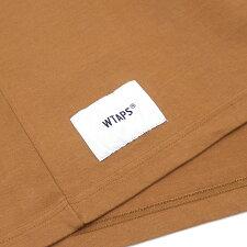 新品ダブルタップスWTAPS19SSBLANKSS01TEETシャツメンズ新作2019SS191ATDT-CSM01200008194045(W)TAPS