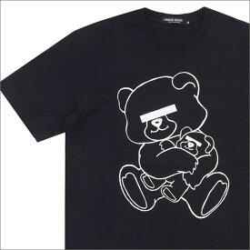新品 アンダーカバー UNDERCOVER NEU BEAR TEE Tシャツ BLACK ブラック 黒 メンズ