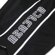 新品シュプリームSUPREME19SSRhinestoneBasketballShortバスケショーツBLACKブラック黒メンズ2019SS新作
