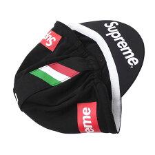 新品シュプリームSUPREME19SSCastelliCyclingCapサイクリングキャップBLACKブラック黒メンズレディース2019SS新作