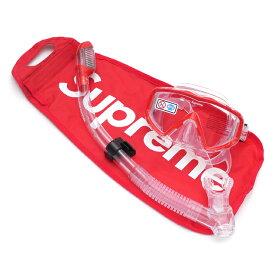 新品 シュプリーム SUPREME 19SS Cressi Snorkel Set マスク シュノーケル セット RED レッド 赤 メンズ レディース 2019SS 新作