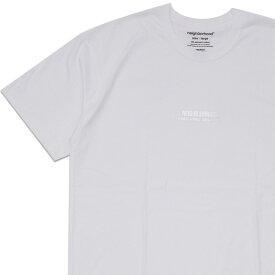 新品 ネイバーフッド NEIGHBORHOOD 19SS CI.1994/C-TEE.SS Tシャツ WHITE ホワイト 白 メンズ 2019SS 新作 191PCNH-STM01S