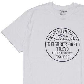 新品 ネイバーフッド NEIGHBORHOOD 19SS CWP.1994/C-TEE.SS Tシャツ WHITE ホワイト 白 メンズ 2019SS 新作 191PCNH-STM02S