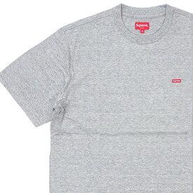 新品 シュプリーム SUPREME 19FW Small Box Tee Tシャツ GRAY グレー 灰色 メンズ 2019FW 19AW 2019AW 新作