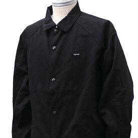 新品 シュプリーム SUPREME 19FW Snap Front Jacquard Logos Twill Jacket ジャケット BLACK ブラック 黒 メンズ 2019FW 19AW 2019AW 新作