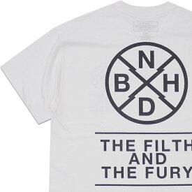 新品 ネイバーフッド NEIGHBORHOOD 19AW SOUVENIR/C-TEE.SS Tシャツ WHITE ホワイト 白 メンズ 2019AW 新作 192LBNH-STM01S