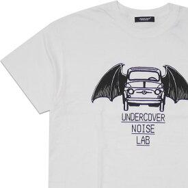 [11/27 00:00〜23:59まで楽天ポイント10倍!!] 【14:00までのご注文で即日発送可能】 新品 アンダーカバー UNDERCOVER TEE BATF Tシャツ WHITE ホワイト 白 メンズ 新作