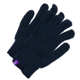 新品 ザ・ノースフェイス パープルレーベル THE NORTH FACE PURPLE LABEL Field Knit Glove ニットグローブ 手袋 TB(Teal Blue) ネイビー メンズ レディース 新作 NN8855N