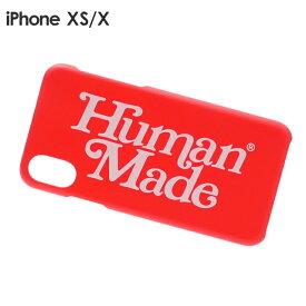 新品 ガールズドントクライ Girls Don't Cry x ヒューマンメイド HUMAN MADE iPHONE X/XS CASE アイフォンケース RED レッド 赤 メンズ レディース 新作