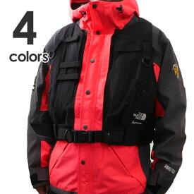 [年に一度の大決算売り尽くしセール!12/31(木) 14:00より販売開始!] 新品 シュプリーム SUPREME x ザ ノースフェイス THE NORTH FACE RTG Jacket + Vest ジャケット ベスト NP61903I 新作