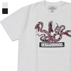 新品 ネイバーフッド NEIGHBORHOOD RATTLESNAKE-2/C-TEE.SS Tシャツ メンズ 新作 201PCNH-ST14