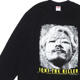 新品 シュプリーム SUPREME Ichi The Killer L/S Tee 殺し屋1 長袖Tシャツ BLACK ブラック 黒 メンズ 新作