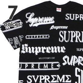 新品 シュプリーム SUPREME 20FW Multi Logo Tee Tシャツ メンズ 2020FW 2020AW 20AW 新作