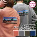 新品 パタゴニア Patagonia M's P-6 Logo Organic Crew Sweatshirt P-6ロゴ ロゴ オーガニック クルー スウェットシャツ 39603 メンズ レディース 新作