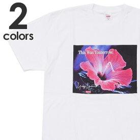 新品 シュプリーム SUPREME x ヨウジヤマモト Yohji Yamamoto 20FW This Was Tomorrow Tee Tシャツ メンズ 2020FW 2020AW 20AW 新作