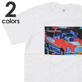 新品 シュプリーム SUPREME x ヨウジヤマモト Yohji Yamamoto 20FW Game Over Tee Tシャツ メンズ 2020FW 2020AW 20AW 新作