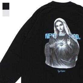 新品 ネイバーフッド NEIGHBORHOOD 20AW ADDICT/C-TEE.LS 長袖Tシャツ メンズ 2020AW 新作 202PCNH-LT03