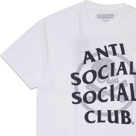 【2021年3月度 月間優良ショップ受賞】 新品 ネイバーフッド NEIGHBORHOOD x Anti Social Social Club ASSC/C-TEE.SS Tシャツ WHITE ホワイト 白 メンズ 新作 202GEASN-STM04S 39ショップ
