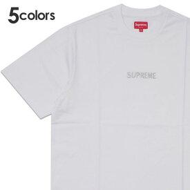 新品 シュプリーム SUPREME 20FW Bullion Logo S/S Top Tシャツ メンズ 2020FW 2020AW 20AW 新作