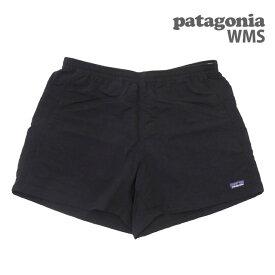 【2021年3月度 月間優良ショップ受賞】 新品 パタゴニア Patagonia 21SS Women's Baggies Shorts 5 ウィメンズ バギーズショーツ 5インチ BLACK ブラック 黒 57058 レディース 2021SS 新作 39ショップ
