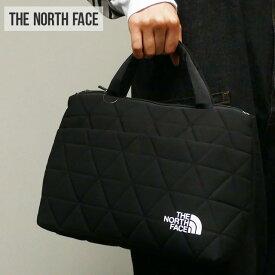 【2021年3月度 月間優良ショップ受賞】 【14:00までのご注文で即日発送可能】 新品 ザ・ノースフェイス THE NORTH FACE Geoface Box Tote ジオフェイス ボックス トート バッグ K(BLACK) ブラック メンズ レディース 新作 NM82058 39ショップ