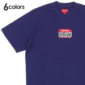 【2021年3月度 月間優良ショップ受賞】 新品 シュプリーム SUPREME 21FW Gonz Nametag S/S Top Tシャツ メンズ 2021FW 2021AW 21AW 新作 39ショップ