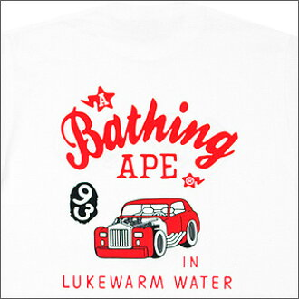 A BATHING APE(eipu)DICE&CAR T恤200-002187-040