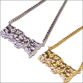A BATHING APE (APE) x AMBUSH ( ambush ) BAPE chain necklace 267-000069-018-167-000113 jwh-018 which 167 - 000112 - 012