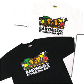 A BATHING APE(eipu)MILO SAFARI T恤200-003183-040[1720-110-203]-