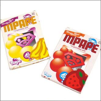 沐浴猿 (猿) 魔术板 5 集香蕉 / 草莓